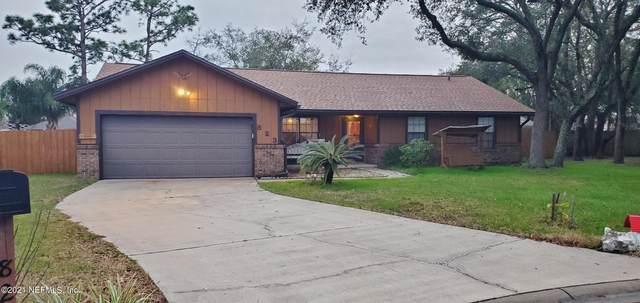 823 Hardwood St, Orange Park, FL 32065 (MLS #1094922) :: Berkshire Hathaway HomeServices Chaplin Williams Realty