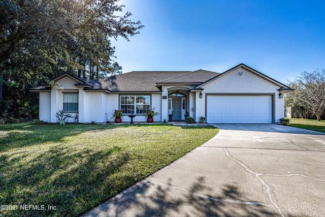 513 Sky Ridge Ct, St Augustine, FL 32092 (MLS #1094929) :: The Newcomer Group