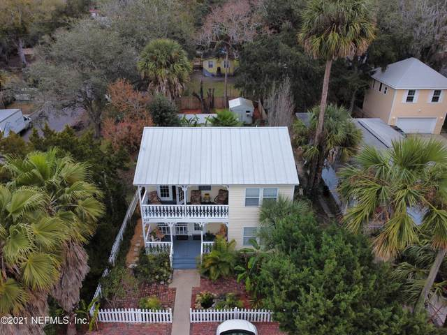 233 Riberia St, St Augustine, FL 32084 (MLS #1094932) :: The Newcomer Group