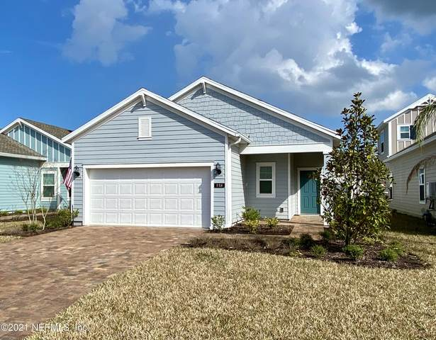 118 River Mist Dr, St Augustine, FL 32095 (MLS #1094948) :: CrossView Realty