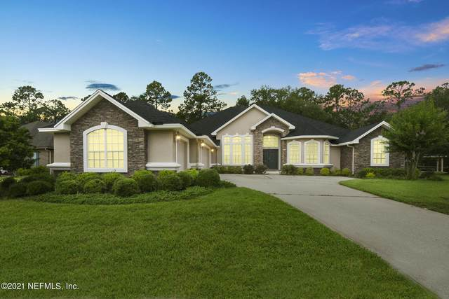 341 Tavistock Dr, St Augustine, FL 32095 (MLS #1094971) :: The Coastal Home Group