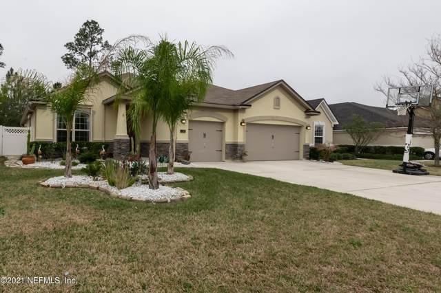 4585 Plantation Oaks Blvd, Orange Park, FL 32065 (MLS #1094975) :: Century 21 St Augustine Properties