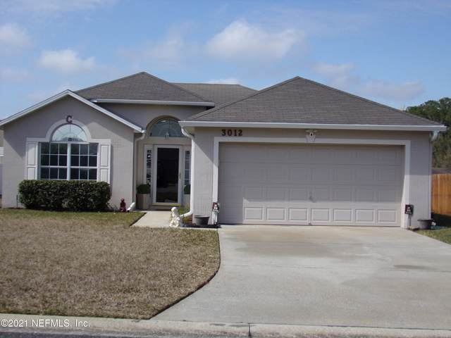 3012 Sunset Ridge Dr, Middleburg, FL 32068 (MLS #1094980) :: The Newcomer Group