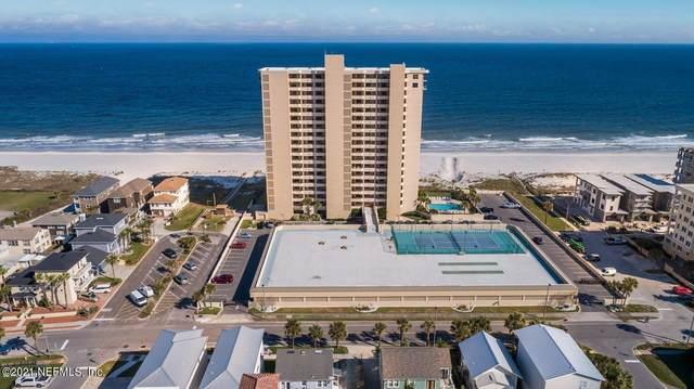 1901 1ST St N #1005, Jacksonville Beach, FL 32250 (MLS #1094989) :: Ponte Vedra Club Realty