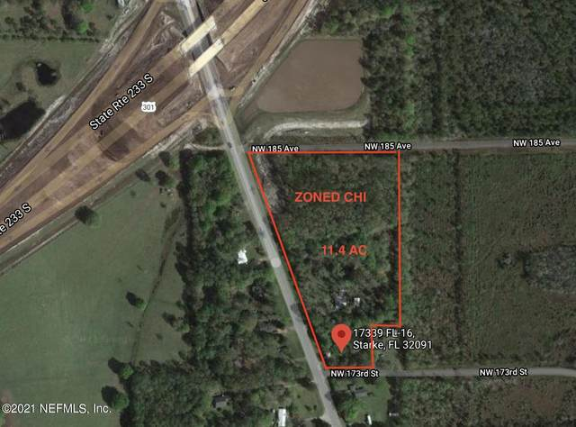 17339 State Road 16, Starke, FL 32091 (MLS #1094999) :: The Randy Martin Team | Watson Realty Corp