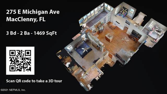 275 Michigan Ave E, Macclenny, FL 32063 (MLS #1095042) :: Oceanic Properties