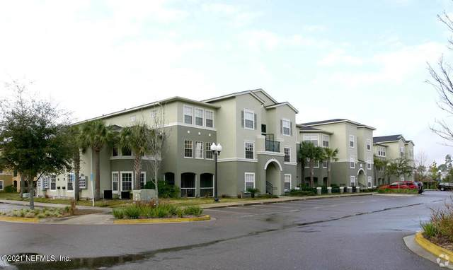 3591 Kernan Blvd S #806, Jacksonville, FL 32224 (MLS #1095071) :: The Coastal Home Group