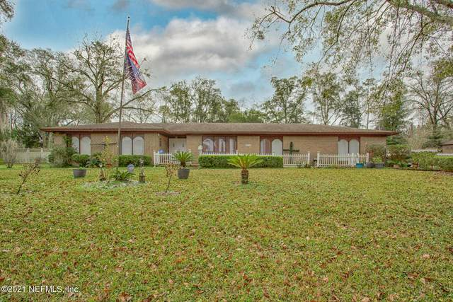 7230 Electra Dr S, Jacksonville, FL 32210 (MLS #1095136) :: The Newcomer Group