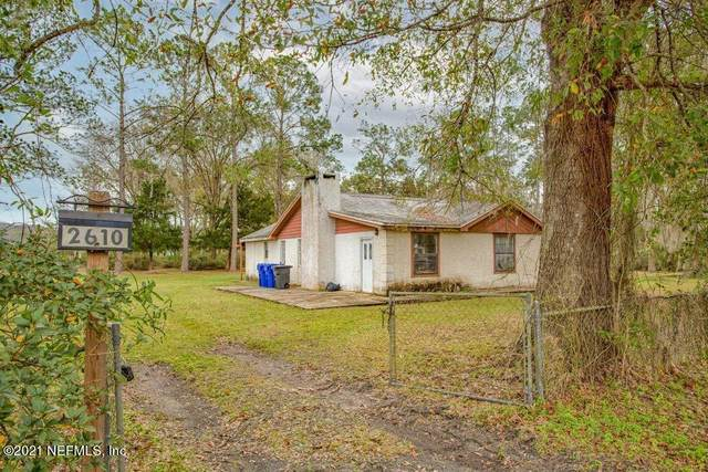 2610 Pacetti Rd, St Augustine, FL 32092 (MLS #1095156) :: Berkshire Hathaway HomeServices Chaplin Williams Realty