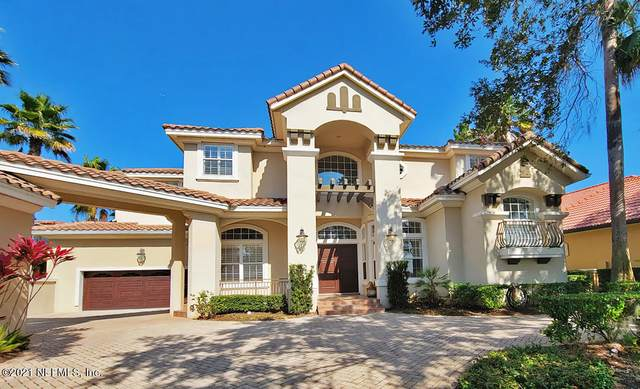 116 Harbourmaster Ct, Ponte Vedra Beach, FL 32082 (MLS #1095202) :: The Coastal Home Group