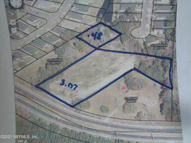 0 Pecan Park Rd, Jacksonville, FL 32218 (MLS #1095216) :: The Coastal Home Group