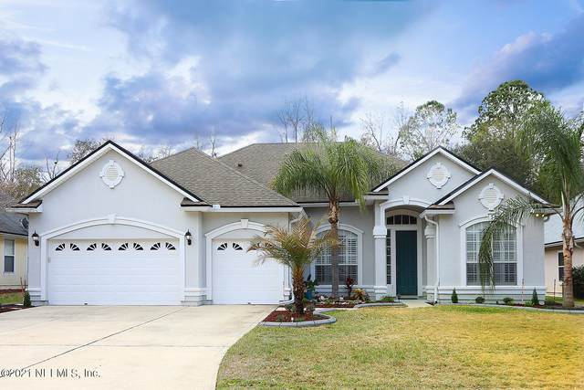 2314 W Clovelly Ln, St Augustine, FL 32092 (MLS #1095240) :: The Hanley Home Team