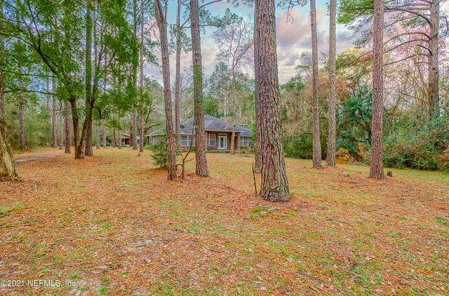 7552 Glynn Allyn Rd, Macclenny, FL 32063 (MLS #1095254) :: Olde Florida Realty Group