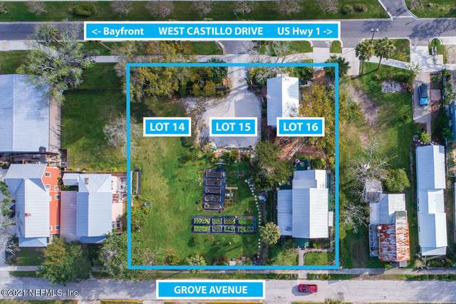 33 Grove Ave, St Augustine, FL 32084 (MLS #1095266) :: EXIT Real Estate Gallery