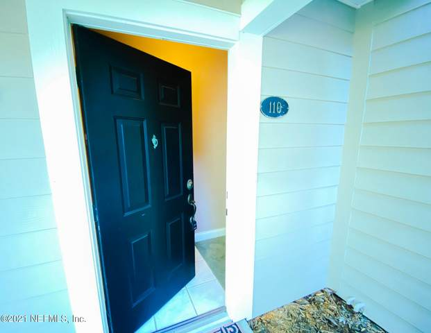 230 Presidents Cup Way #110, St Augustine, FL 32092 (MLS #1095274) :: The Newcomer Group
