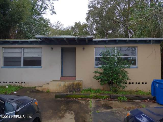 7722 Hare Ave, Jacksonville, FL 32211 (MLS #1095298) :: The Coastal Home Group