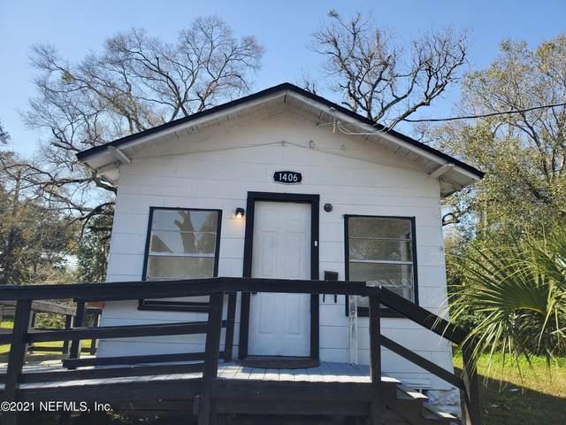 1406 Powhattan St, Jacksonville, FL 32209 (MLS #1095299) :: The Coastal Home Group