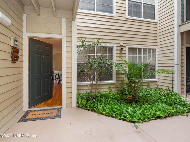 800 Ironwood Dr #814, Ponte Vedra Beach, FL 32082 (MLS #1095320) :: Momentum Realty