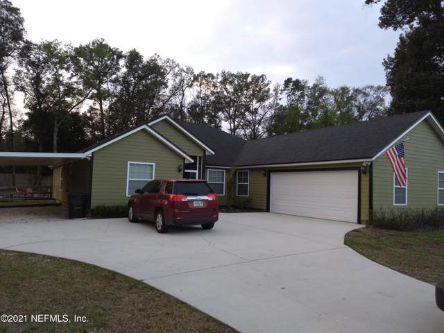 1705 Hagans Ridge Ct, GREEN COVE SPRINGS, FL 32043 (MLS #1095349) :: EXIT 1 Stop Realty