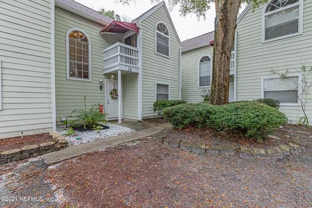 2300 Twelve Oaks Dr J-5, Orange Park, FL 32065 (MLS #1095371) :: The Newcomer Group