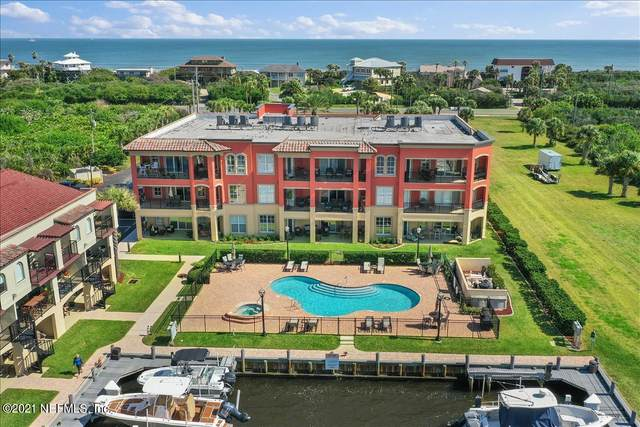 115 Sunset Harbor Way #103, St Augustine, FL 32080 (MLS #1095381) :: The Newcomer Group