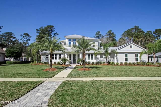 108 King Sago Ct, Ponte Vedra Beach, FL 32082 (MLS #1095409) :: EXIT Real Estate Gallery
