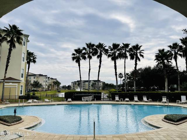 7801 Point Meadows Dr #3205, Jacksonville, FL 32256 (MLS #1095450) :: The Newcomer Group