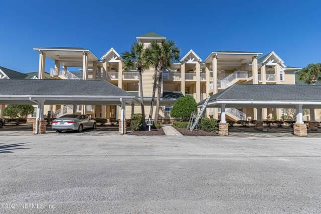 355 N Shore Cir #1332, St Augustine, FL 32092 (MLS #1095470) :: Ponte Vedra Club Realty