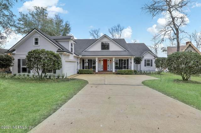 1127 Lake Asbury Dr, GREEN COVE SPRINGS, FL 32043 (MLS #1095497) :: Noah Bailey Group