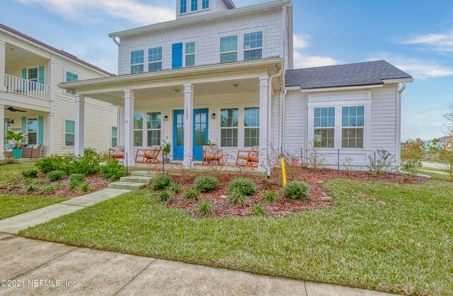 1287 Trailmark Dr, St Augustine, FL 32092 (MLS #1095505) :: The Newcomer Group