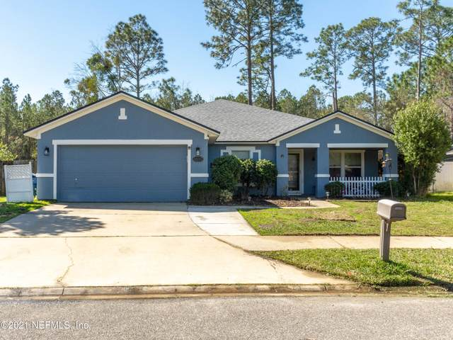 12222 Pebble Point Dr W, Jacksonville, FL 32218 (MLS #1095514) :: Keller Williams Realty Atlantic Partners St. Augustine