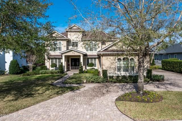 2021 Crown Dr, St Augustine, FL 32092 (MLS #1095517) :: CrossView Realty