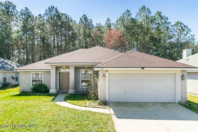 624 Sid Dr, Jacksonville, FL 32218 (MLS #1095628) :: The Coastal Home Group
