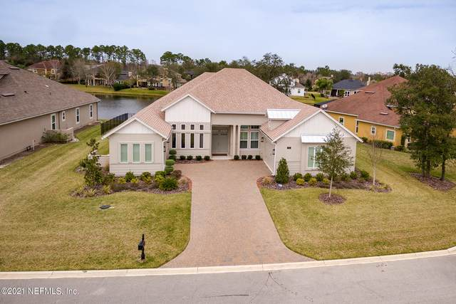 811 E Dorchester Dr, St Johns, FL 32259 (MLS #1095649) :: Memory Hopkins Real Estate