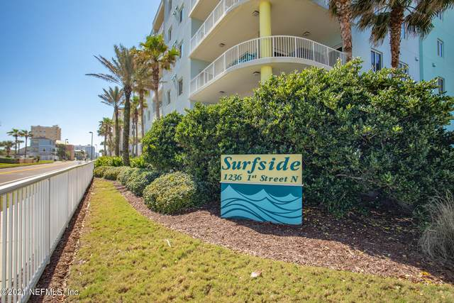 1236 1ST St N #504, Jacksonville Beach, FL 32250 (MLS #1095657) :: EXIT Real Estate Gallery