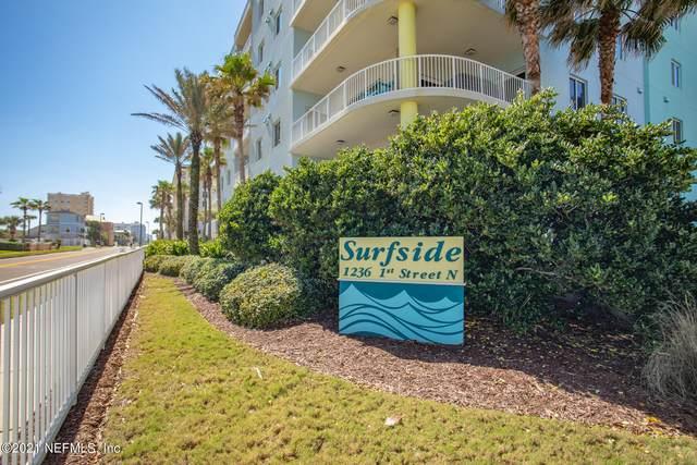 1236 1ST St N #504, Jacksonville Beach, FL 32250 (MLS #1095657) :: Berkshire Hathaway HomeServices Chaplin Williams Realty