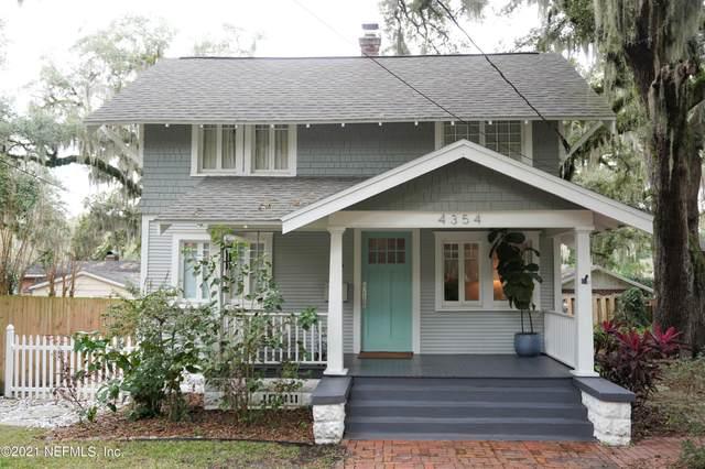 4354 Hiawatha St, Jacksonville, FL 32210 (MLS #1095670) :: The Coastal Home Group