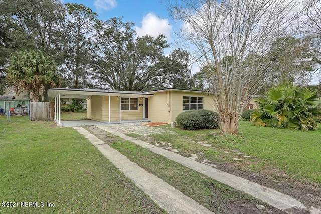 2856 Belair Rd, Jacksonville, FL 32207 (MLS #1095702) :: CrossView Realty