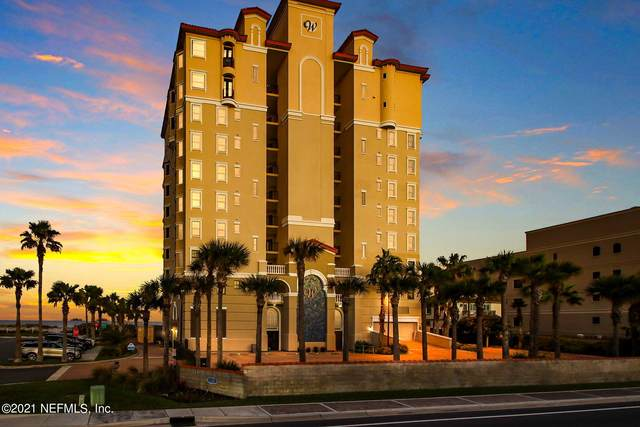 50 3RD Ave S #901, Jacksonville Beach, FL 32250 (MLS #1095703) :: Military Realty