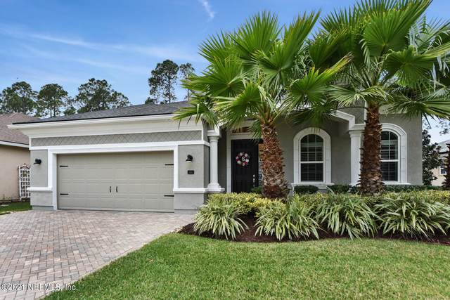 64 Gulfstream Way, Ponte Vedra, FL 32081 (MLS #1095710) :: The Coastal Home Group