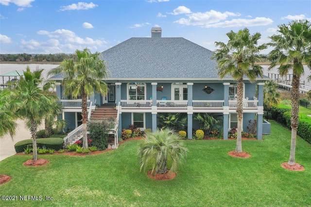 7303 Ramoth Dr, Jacksonville, FL 32226 (MLS #1095716) :: Century 21 St Augustine Properties