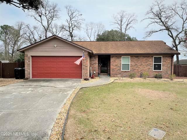 8453 Colfax Ct, Jacksonville, FL 32244 (MLS #1095719) :: The Coastal Home Group
