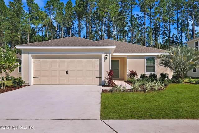 8585 Lake George Cir W, Macclenny, FL 32063 (MLS #1095773) :: The Hanley Home Team