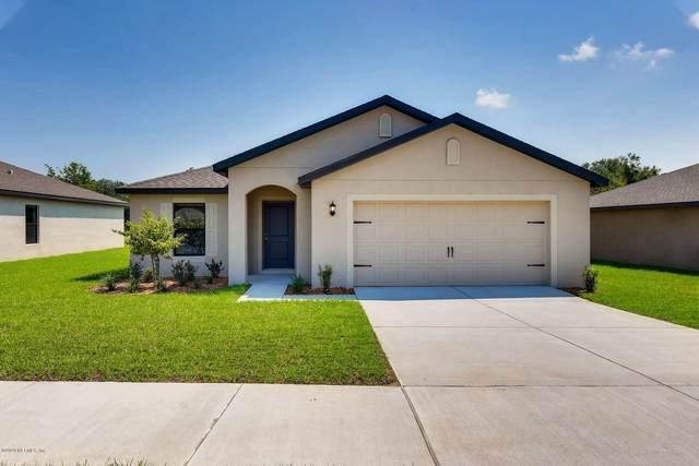 8594 Newnan Lake Dr W, Macclenny, FL 32063 (MLS #1095775) :: The Hanley Home Team