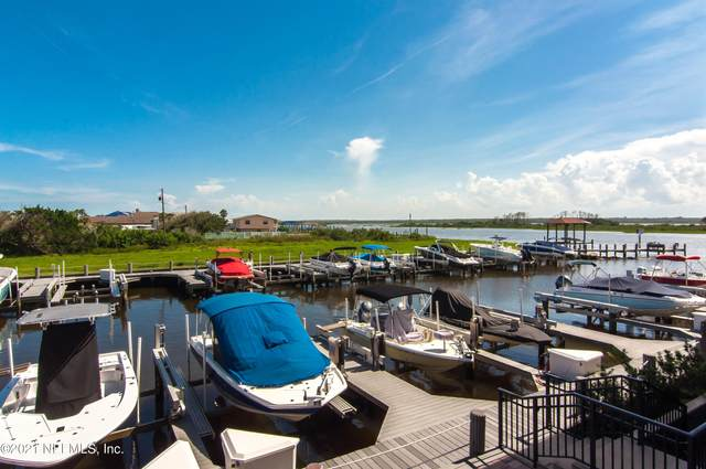 120 Sunset Harbor Way #206, St Augustine, FL 32080 (MLS #1095806) :: The Newcomer Group