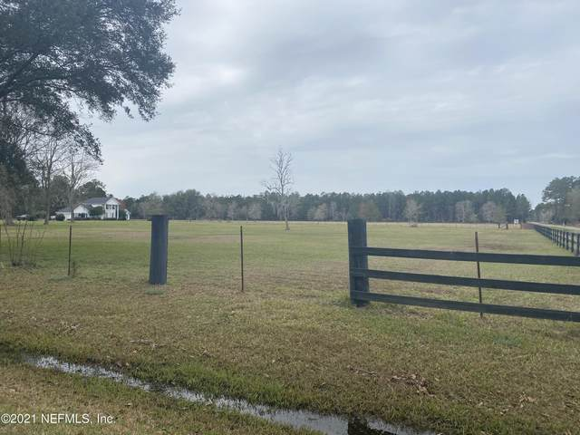 LOT 5 T G Farm Ln, Macclenny, FL 32063 (MLS #1095807) :: The Hanley Home Team