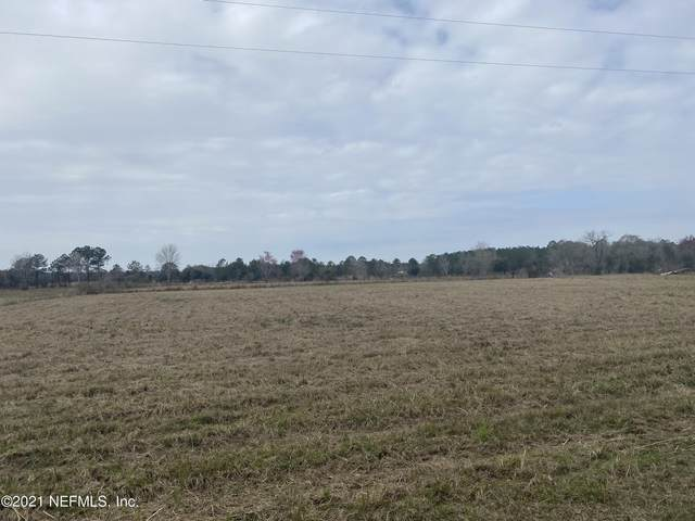 LOT 11 T G Farm Ln, Macclenny, FL 32063 (MLS #1095814) :: Berkshire Hathaway HomeServices Chaplin Williams Realty