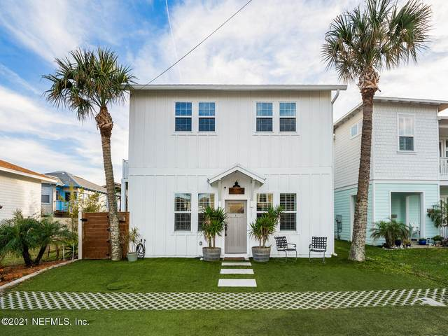 205 South St, Neptune Beach, FL 32266 (MLS #1095862) :: EXIT Real Estate Gallery