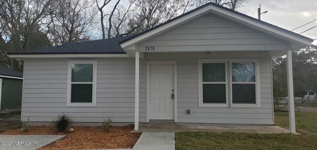 2870 Cook St, Jacksonville, FL 32254 (MLS #1095892) :: The Newcomer Group