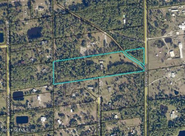 2355 Water Plant Rd, St Augustine, FL 32092 (MLS #1095894) :: The Newcomer Group